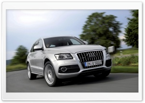 Audi Q5 3.0 TDI Quattro S Line Car 10 HD Wide Wallpaper for Widescreen