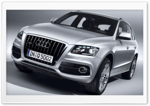 Audi Q5 3.0 TDI Quattro S Line Car 3 HD Wide Wallpaper for 4K UHD Widescreen desktop & smartphone