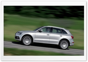 Audi Q5 3.0 TDI Quattro S Line Car 5 HD Wide Wallpaper for 4K UHD Widescreen desktop & smartphone