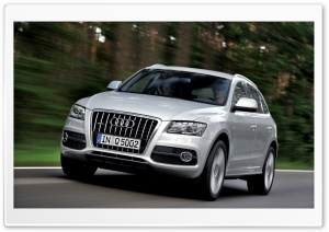 Audi Q5 3.0 TDI Quattro S Line Car 7 HD Wide Wallpaper for 4K UHD Widescreen desktop & smartphone