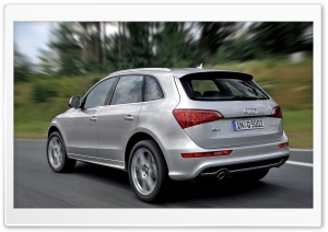 Audi Q5 3.0 TDI Quattro S Line Car 8 HD Wide Wallpaper for 4K UHD Widescreen desktop & smartphone