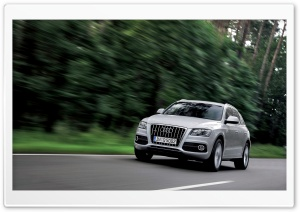 Audi Q5 3.0 TDI Quattro S Line Car 9 HD Wide Wallpaper for Widescreen