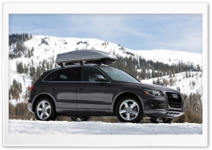 Audi Q5 3.2 Quattro Car 10 HD Wide Wallpaper for 4K UHD Widescreen desktop & smartphone