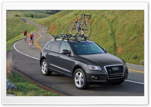 Audi Q5 3.2 Quattro Car 11 HD Wide Wallpaper for 4K UHD Widescreen desktop & smartphone
