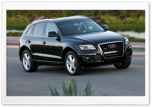 Audi Q5 3.2 Quattro Car 2 HD Wide Wallpaper for 4K UHD Widescreen desktop & smartphone