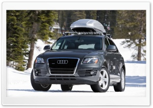 Audi Q5 3.2 Quattro Car 7 HD Wide Wallpaper for 4K UHD Widescreen desktop & smartphone