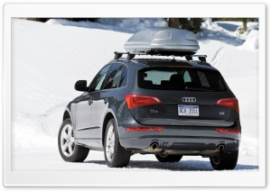 Audi Q5 3.2 Quattro Car 8 HD Wide Wallpaper for Widescreen