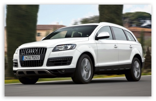 Audi Q7 4 2 Tdi Quattro Car 10 4k Hd Desktop Wallpaper For 4k
