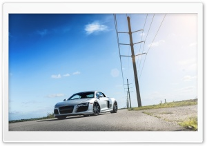 Audi R8 HD Wide Wallpaper for 4K UHD Widescreen desktop & smartphone