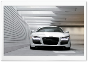 Audi R8 Car 14 HD Wide Wallpaper for Widescreen