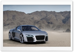 Audi R8 Car 2 HD Wide Wallpaper for Widescreen