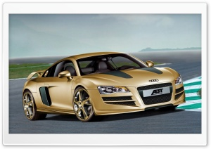 Audi R8 Car 5 HD Wide Wallpaper for Widescreen