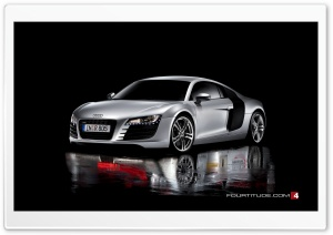 Audi R8 Car 7 HD Wide Wallpaper for Widescreen