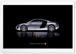Audi R8 Car 8 HD Wide Wallpaper for Widescreen