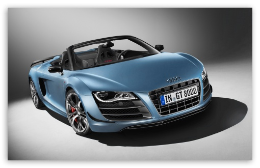 Audi R8 GT Spyder HD wallpaper for Wide 16:10 5:3 Widescreen WHXGA WQXGA WUXGA WXGA WGA ; HD 16:9 High Definition WQHD QWXGA 1080p 900p 720p QHD nHD ; Standard 4:3 5:4 3:2 Fullscreen UXGA XGA SVGA QSXGA SXGA DVGA HVGA HQVGA devices ( Apple PowerBook G4 iPhone 4 3G 3GS iPod Touch ) ; iPad 1/2/Mini ; Mobile 4:3 5:3 3:2 16:9 5:4 - UXGA XGA SVGA WGA DVGA HVGA HQVGA devices ( Apple PowerBook G4 iPhone 4 3G 3GS iPod Touch ) WQHD QWXGA 1080p 900p 720p QHD nHD QSXGA SXGA ;