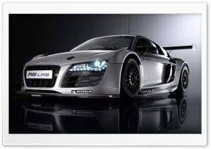 Audi R8 LMS 1 HD Wide Wallpaper for Widescreen