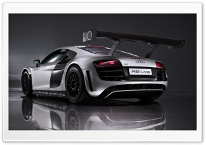 Audi R8 LMS 2 HD Wide Wallpaper for Widescreen