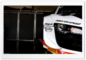 Audi R8 LMS Ultra GT3 HD Wide Wallpaper for Widescreen