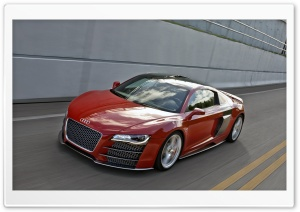 Audi R8 TDI Le Mans Concept 3 HD Wide Wallpaper for Widescreen