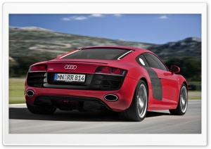 Audi R8 V10 Car 10 HD Wide Wallpaper for Widescreen