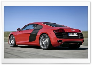 Audi R8 V10 Car 12 Ultra HD Wallpaper for 4K UHD Widescreen desktop, tablet & smartphone