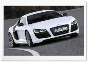 Audi R8 V10 Car 16 HD Wide Wallpaper for Widescreen