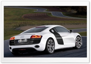 Audi R8 V10 Car 17 HD Wide Wallpaper for Widescreen