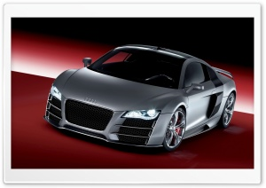 Audi R8 V12 TDI Concept HD Wide Wallpaper for Widescreen
