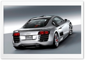 Audi R8 V12 TDI Concept 1 HD Wide Wallpaper for Widescreen