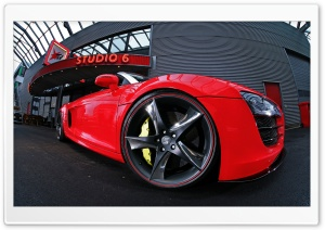 Audi R8 Wheel HD Wide Wallpaper for Widescreen