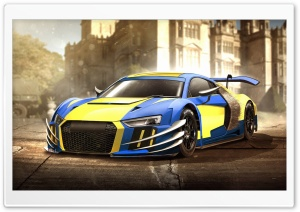 Audi R8 Wolverine HD Wide Wallpaper for Widescreen