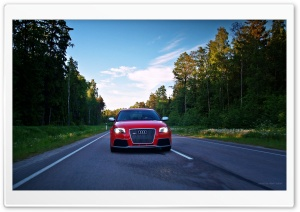 Audi RS3 HD Wide Wallpaper for Widescreen