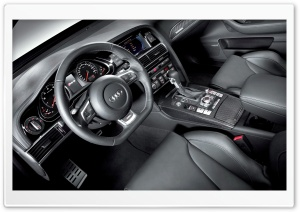 Audi RS6 Sedan 7 HD Wide Wallpaper for Widescreen
