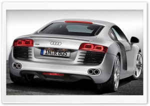 Audi RS Super Cars 6 HD Wide Wallpaper for Widescreen