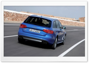 Audi S4 Avant Car 13 HD Wide Wallpaper for Widescreen