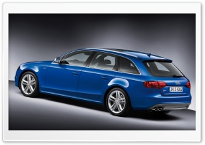 Audi S4 Avant Car 15 HD Wide Wallpaper for Widescreen