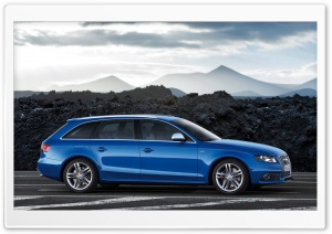 Audi S4 Avant Car 3 HD Wide Wallpaper for Widescreen