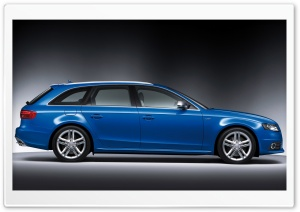 Audi S4 Avant Car 4 HD Wide Wallpaper for Widescreen