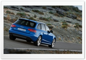 Audi S4 Avant Car 8 HD Wide Wallpaper for Widescreen