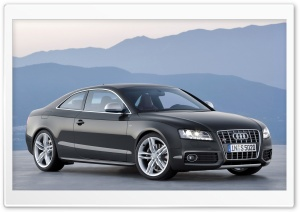 Audi S5 Coupe HD Wide Wallpaper for Widescreen