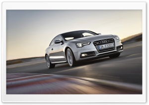 Audi S5 Coupe Ultra HD Wallpaper for 4K UHD Widescreen desktop, tablet & smartphone
