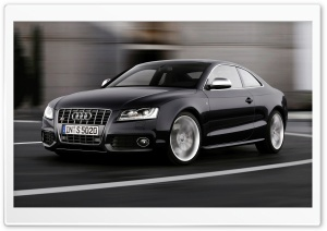 Audi S5 Coupe Car 10 HD Wide Wallpaper for Widescreen