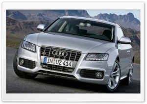 Audi S5 Coupe Car 11 HD Wide Wallpaper for Widescreen