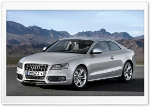 Audi S5 Coupe Car 12 HD Wide Wallpaper for Widescreen