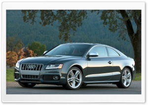 Audi S5 Coupe Car 20 HD Wide Wallpaper for Widescreen