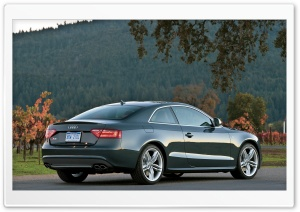 Audi S5 Coupe Car 21 HD Wide Wallpaper for Widescreen