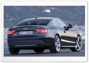 Audi S5 Coupe Car 4 HD Wide Wallpaper for Widescreen