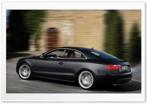 Audi S5 Coupe Car 9 HD Wide Wallpaper for Widescreen