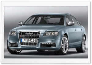 Audi S6 Sedan Car HD Wide Wallpaper for Widescreen