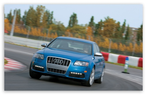 download audi s6 sedan car 3 wallpaper